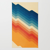 Barricade Rug by Tracie Andrews