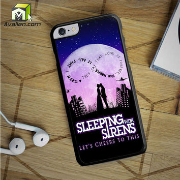 Sleeping With Sirens iPhone 6S Plus case by Avallen