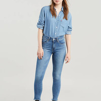 721 High Rise Ankle Skinny Jeans - Medium Wash | Levi's® US