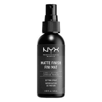 NYX #Make Up Setting Spray - Matte Finish/Long Lasting - #MSS01