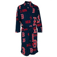 Boston Red Sox - Logo All-Over Bathrobe
