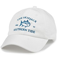 Washed Original Hat in White by Southern Tide