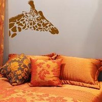 Vinyl Wall Art Decor Mural Vinyl Decal Stickers Giraffe by WowWall
