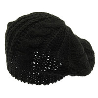 Knitted Winter Beret