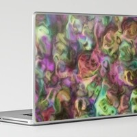 Colour Aquatica Laptop & iPad Skin by Lisa Argyropoulos | Society6