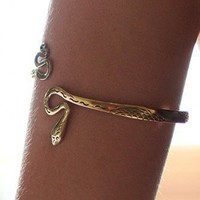 Snake Wrap Bracelet - ACCESSORIES - Shop Online