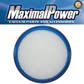 MaximalPower Quality Pre Post Motor Exhaust Filter for Dyson DC24 Uprights Part# 915928-12