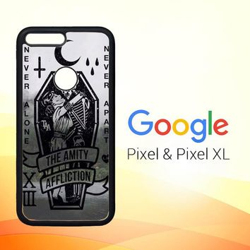 Amity Affliction Band L1344 Google Pixel Case