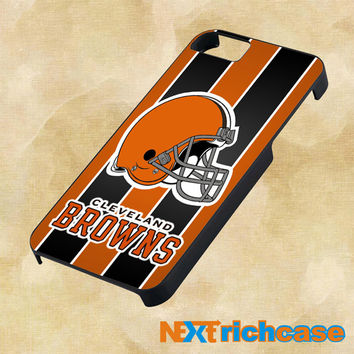 Cleveland Browns Design For iPhone, iPod, iPad and Samsung Galaxy Case