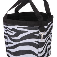 Saddles Tack Horse Supplies - ChickSaddlery.com Tough-1 Animal & Fun Print Grooming Caddy <>