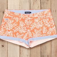 The Brighton Printed Short - Reef