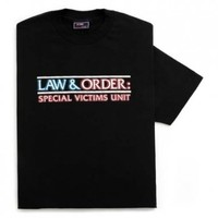 Law & Order SVU Logo T-Shirt