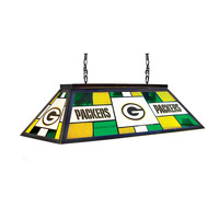 Green Bay Packers NFL 40 Inch Tiffany Billiards Lamp