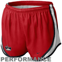Nike UNLV Rebels Ladies Scarlet Tempo Performance Shorts