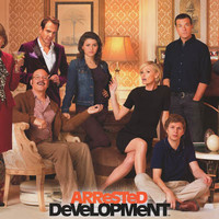 Arrested Development Bluth Family Poster 22x34