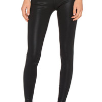 SOLOW Coated Legging in Black