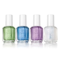 essie® 'Slick Oil Paint' Mini Four-Pack (Limited Edition) | Nordstrom