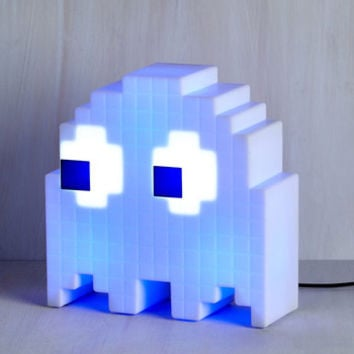 80s Ghost With the Most Lamp by ModCloth