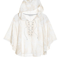 Lace-up Poncho - Fleece - Victoria's Secret