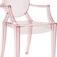 Kartell Lou Lou Ghost Kid Chair