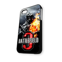 Battle Field 3 Skull Head iPhone 4/4S Case
