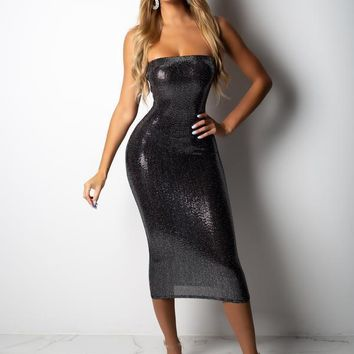 EMPIRE STATE OF MIND DRESS