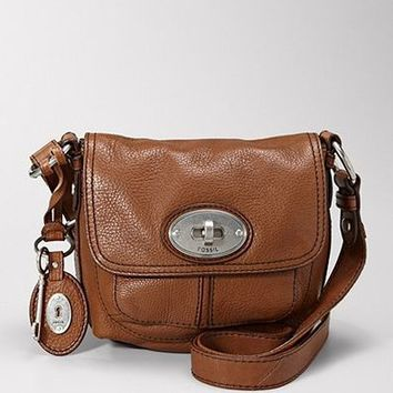 FOSSIL?- Handbags Crossbody Handbags:Womens Maddox Twistlock Crossbody ZB4500
