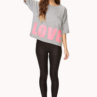 Street-Chic Love Top