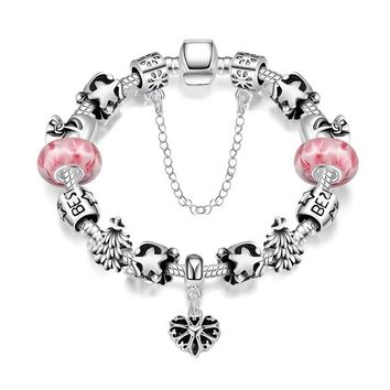 Sisters Make The Best Friends Pandora Inspired Bracelet