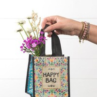 Happy Bag Small Recycled Bag