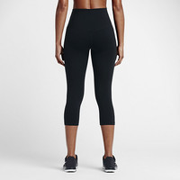 The Nike Power Legendary Women's High Rise Training Capris.