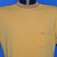 70s Hang Ten Distressed Pocket t-shirt Medium