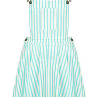 MOTO Aqua Stripe Pini - Dresses  - Clothing