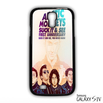 Arctic Monkey Suck it and See for phone case Samsung Galaxy S3,S4,S5,S6,S6 Edge,S6 Edge Plus phone case