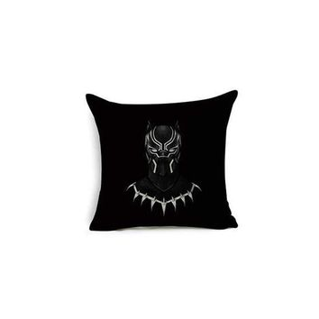 Black Panther Pillow Cover
