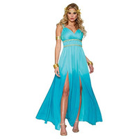 Costume Culture Womens Aphrodite Halloween Party Greek Goddess Costume