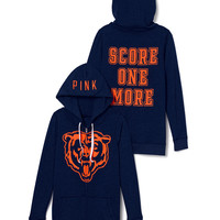 Chicago Bears Full-Zip Hoodie