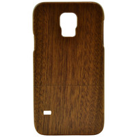 Wooden Case Samsung Galaxy S5 Cell Phone Protector Maple Bei Beige