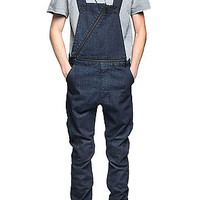Unknown Indigo Overalls