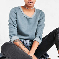 Project Social T Gemma Reversible Fleece Tee - Urban Outfitters