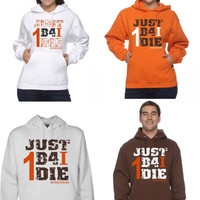 One Before I Die Cleveland Hoodie, can do others!! Sizes adult S-XL