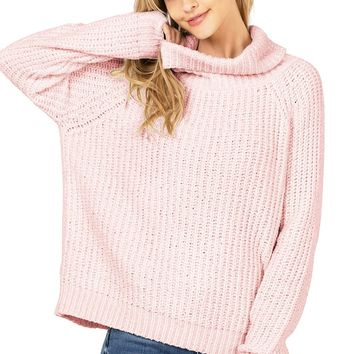 Caress Chenille Knit
