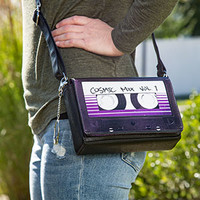 Guardians of the Galaxy Cassette Tape Bag