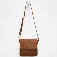 Billabong Del Playa Rise Crossbody Bag Brown One Size For Women 25565640001