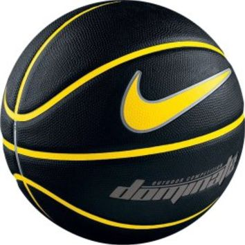 Nike Dominate Basketball (28.5) - Black/Yellow - Dick's Sporting Goods