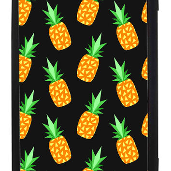 Pineapple Fruits iPhone Samsung Galaxy S3 Cases - Hard Plastic, Rubber Case