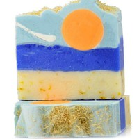 FinchBerry Handmade Soap - Tropical Sunrise*