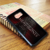 The Game Of Thrones Samsung Galaxy S6 Edge Case