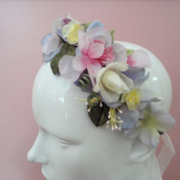 Flower Crown for Summer Weddings, Music Festivals