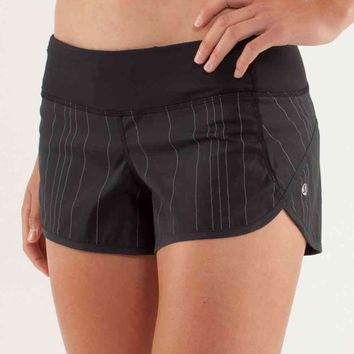 run: speed short*reflective | women's shorts, skirts & dresses | lululemon athletica